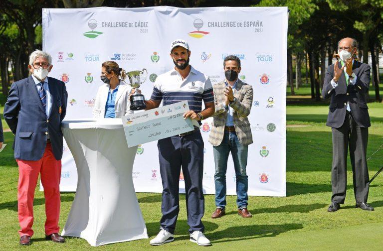 Santi Tarrío ganador del Challenge de España 2021