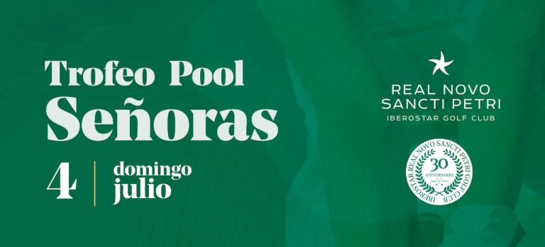 Trofeo Pool Señoras