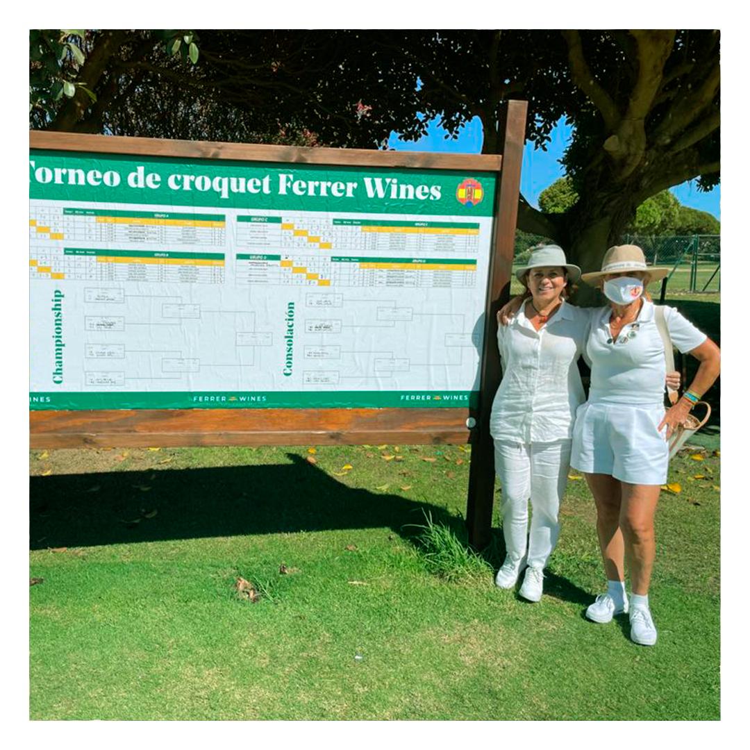 Torneo de Croquet Ferrer Wines - Real Novo Sancti Petri 09