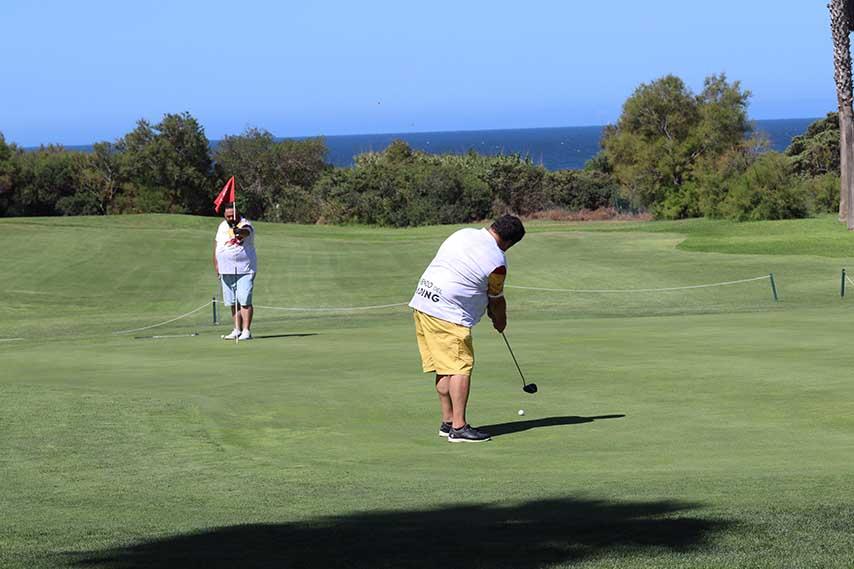 XI Andalucia Golf Challenge 18