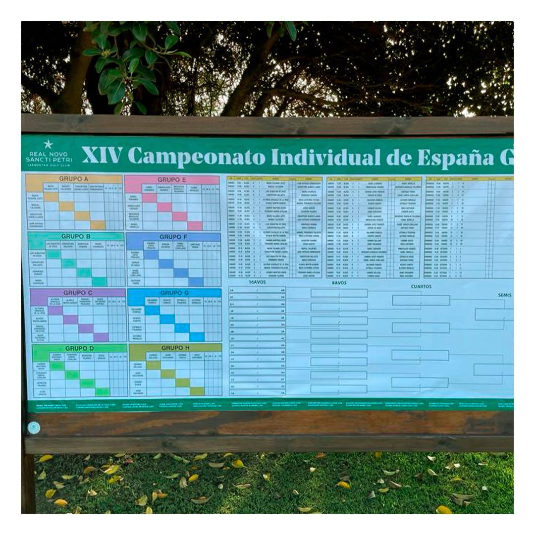 XIV Campeonato de Croquet de España Tier 4 G 07