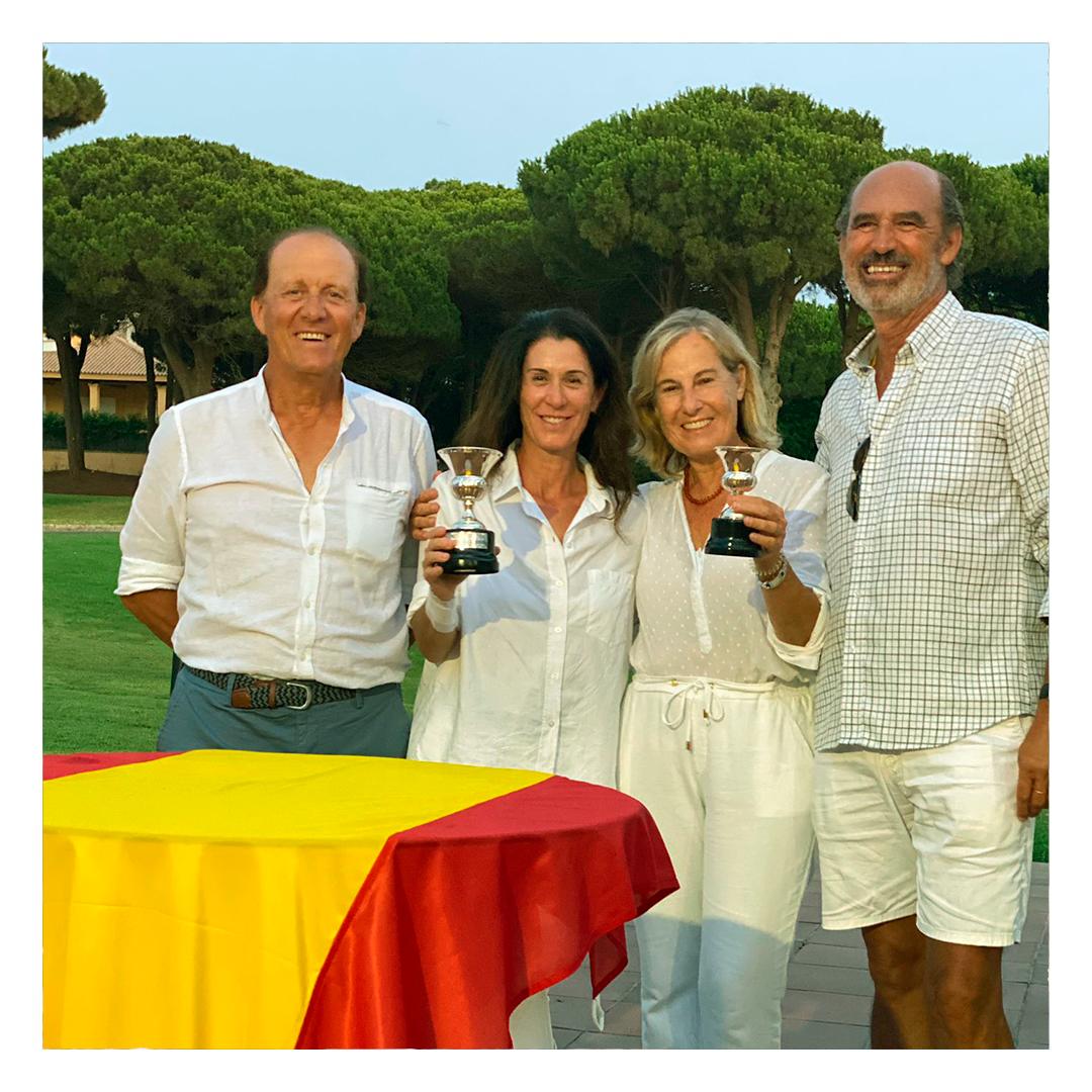 XIV Campeonato de Croquet de España Tier 4 G 16