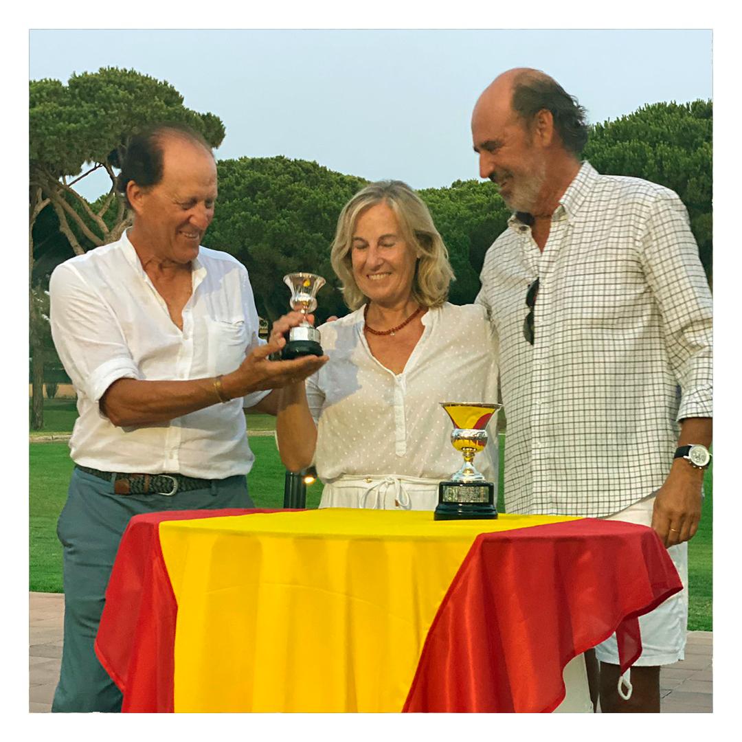 XIV Campeonato de Croquet de España Tier 4 G 17