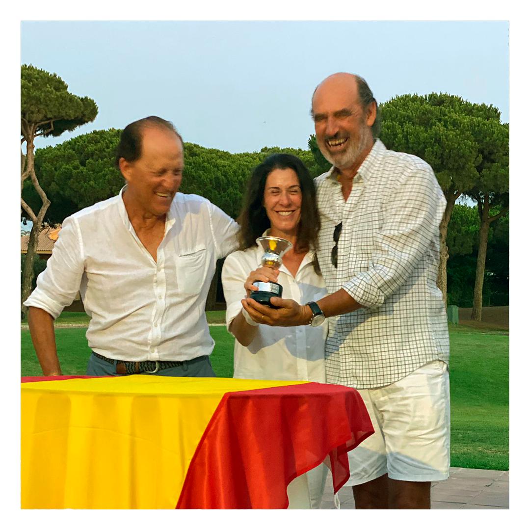 XIV Campeonato de Croquet de España Tier 4 G 18