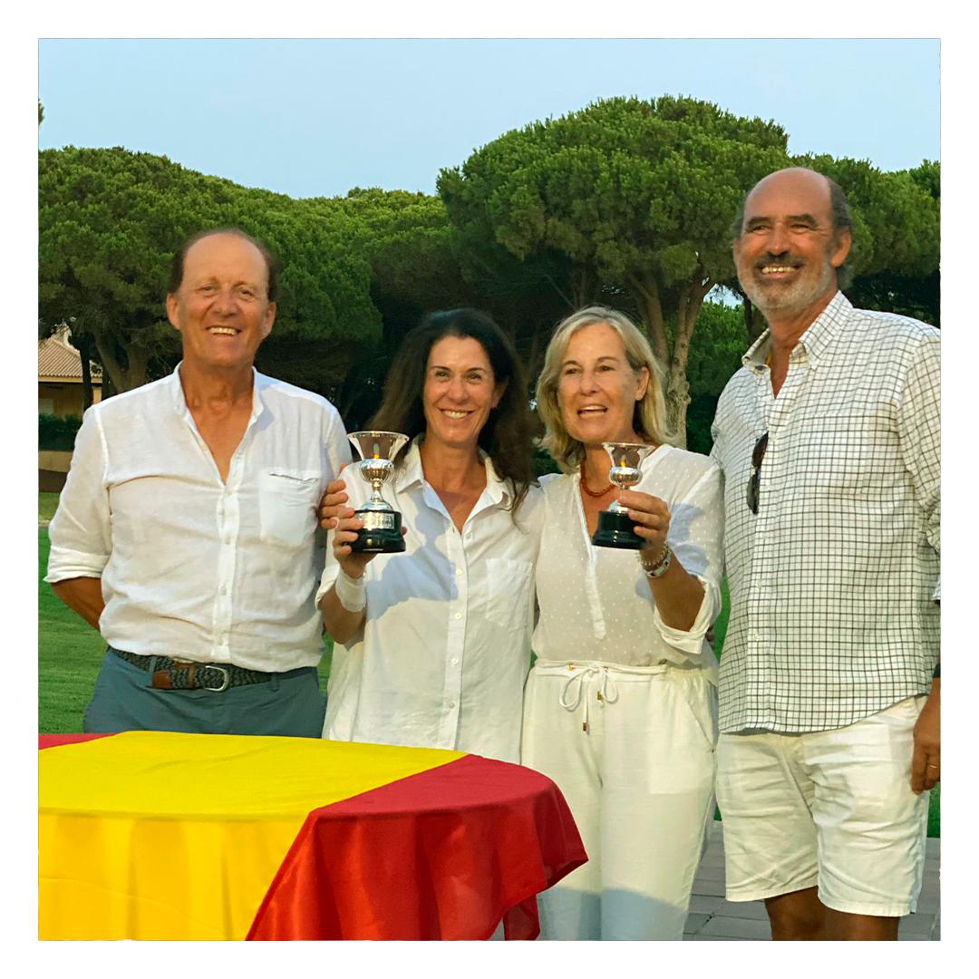 XIV Campeonato de Croquet de España Tier 4 G 19