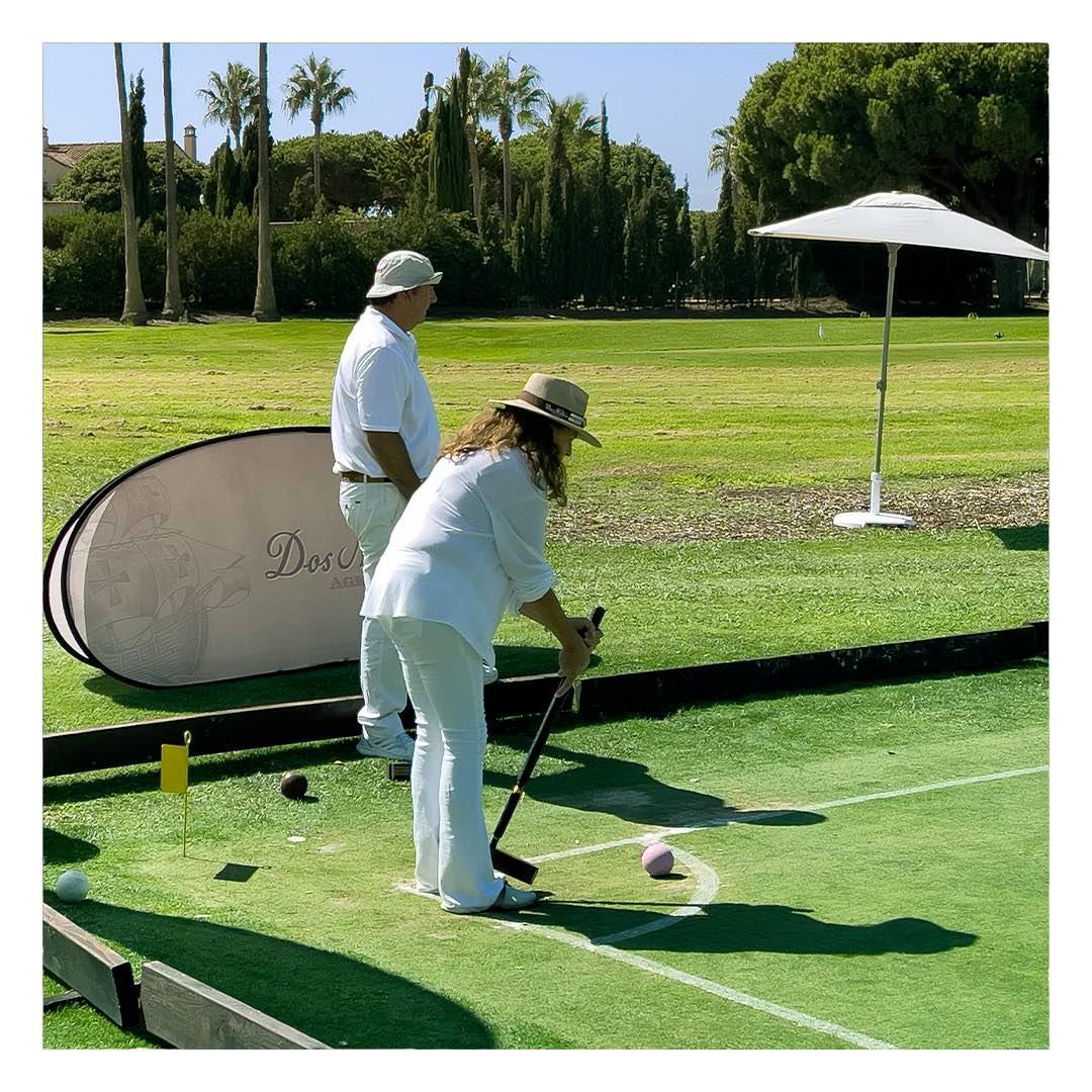 I Torneo de Croquet Williams & Humbert 02