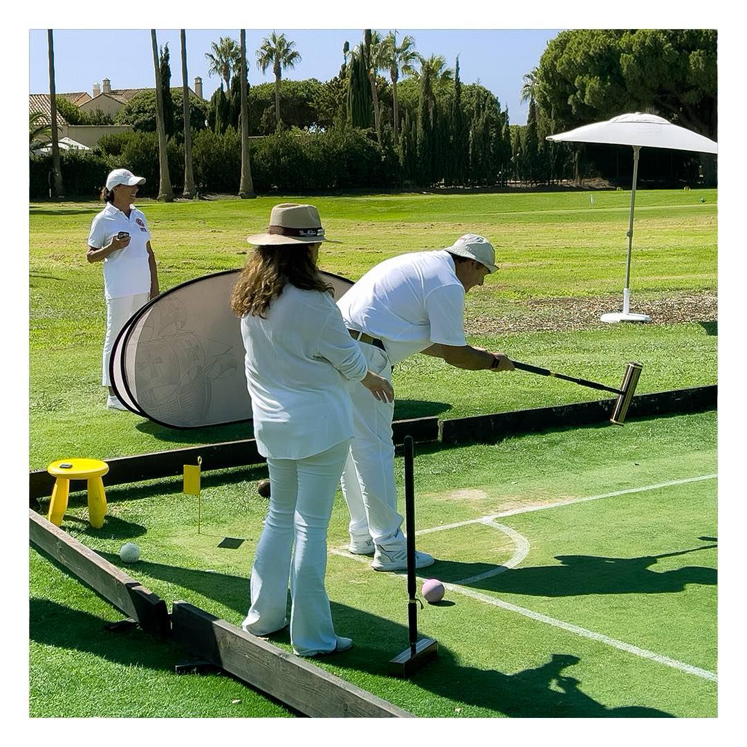 I Torneo de Croquet Williams & Humbert 03