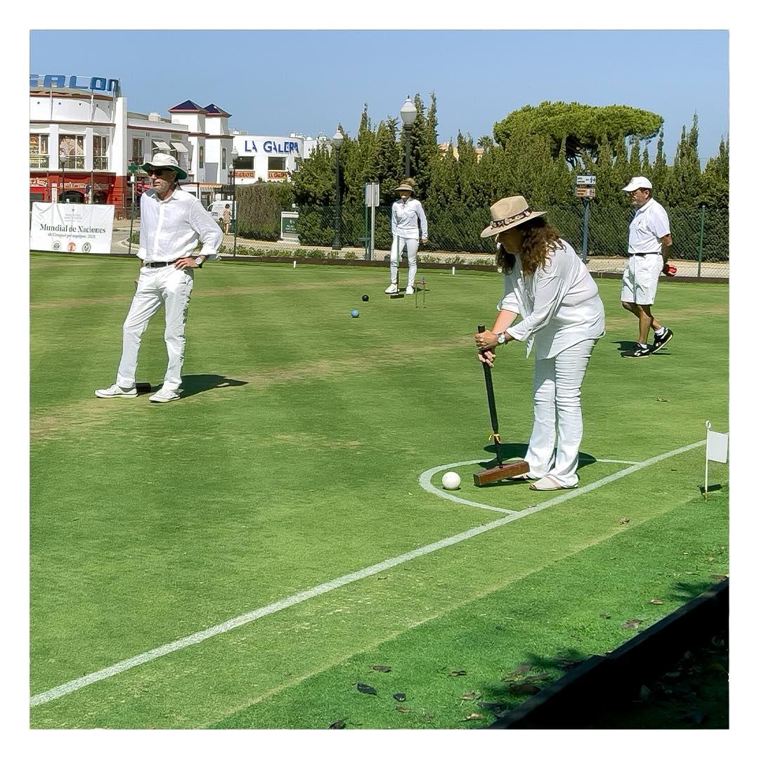 I Torneo de Croquet Williams & Humbert 06