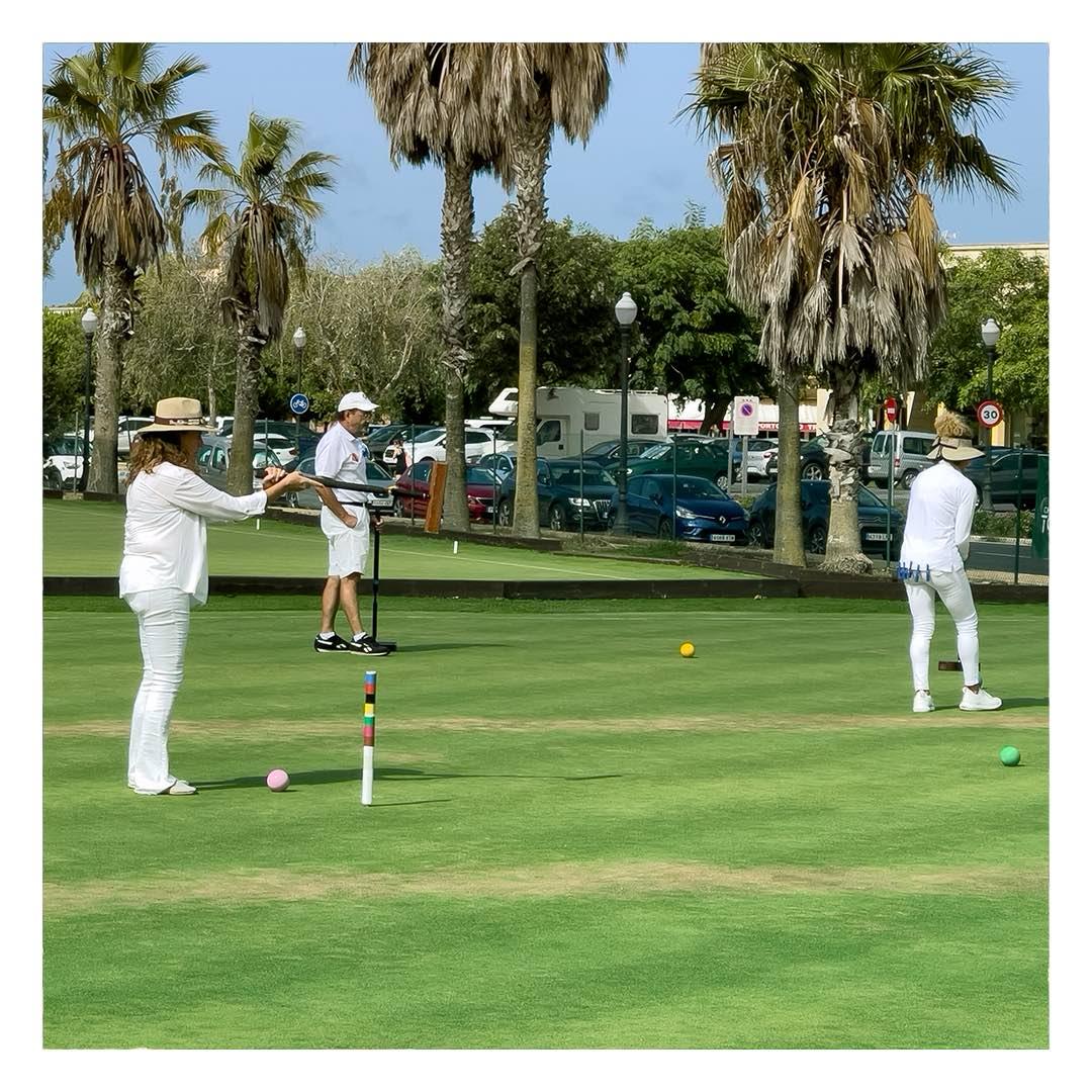 I Torneo de Croquet Williams & Humbert 07