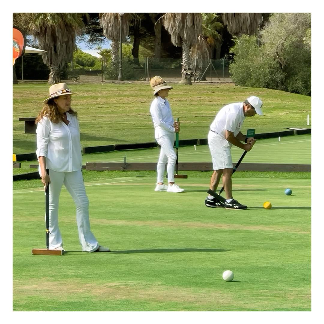 I Torneo de Croquet Williams & Humbert 11