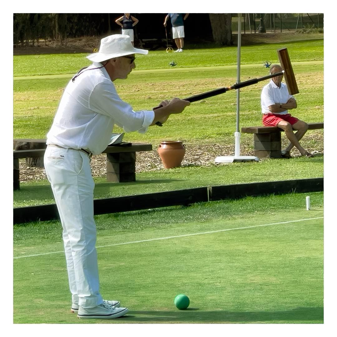 I Torneo de Croquet Williams & Humbert 12