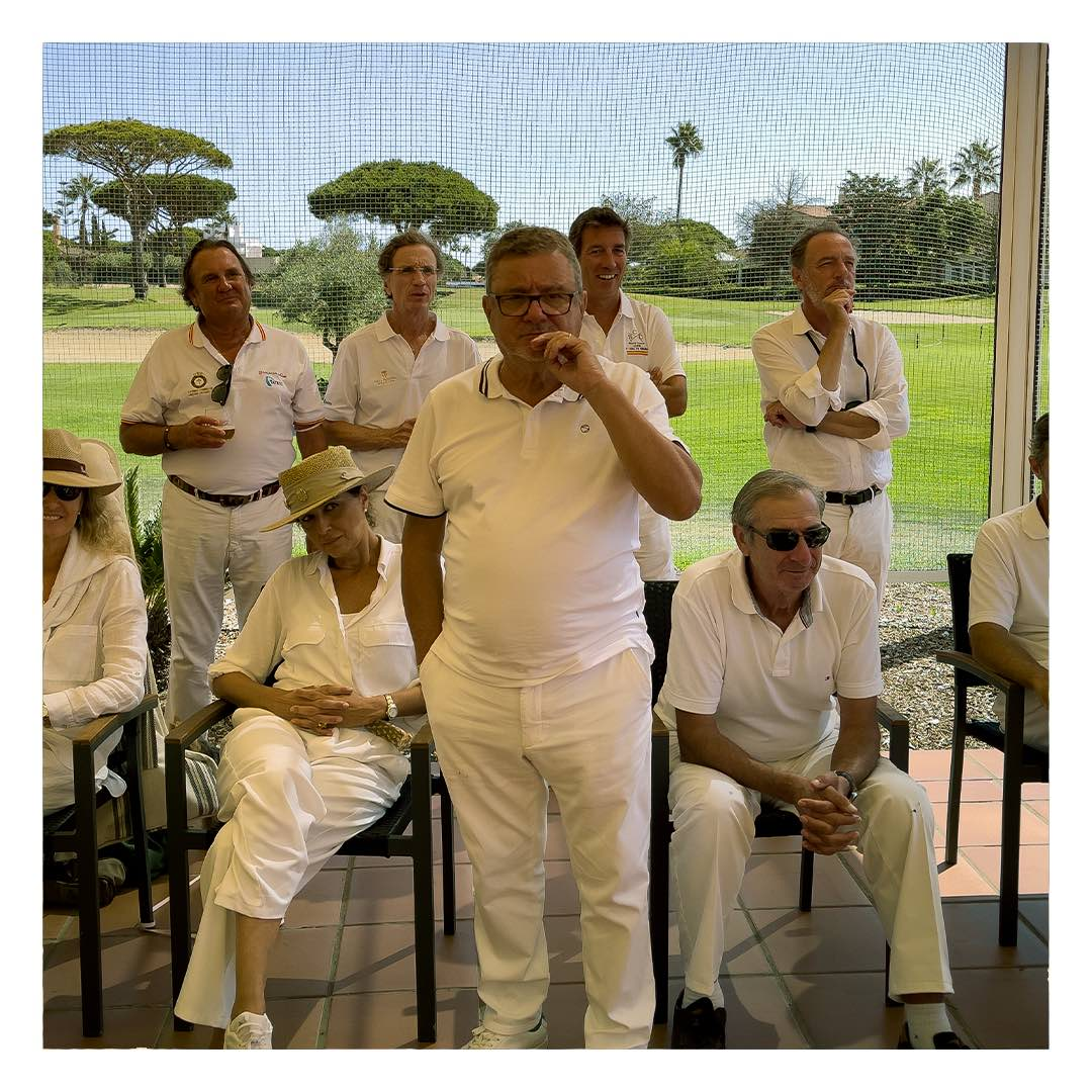 I Torneo de Croquet Williams & Humbert 19