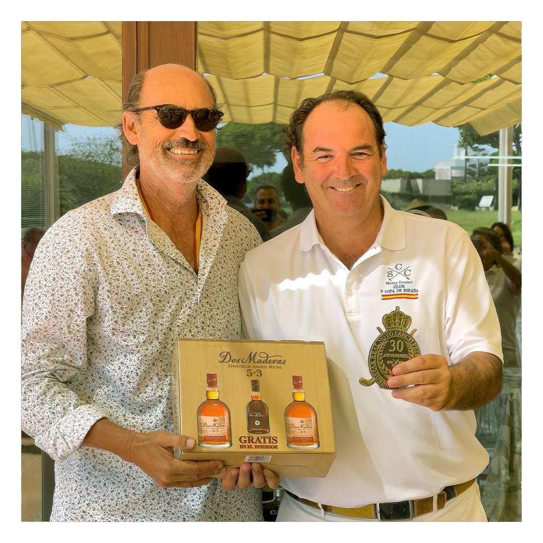 I Torneo de Croquet Williams & Humbert 23