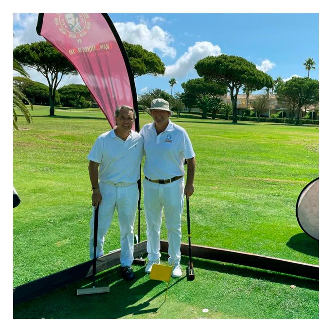 I Torneo de Croquet Williams & Humbert 36