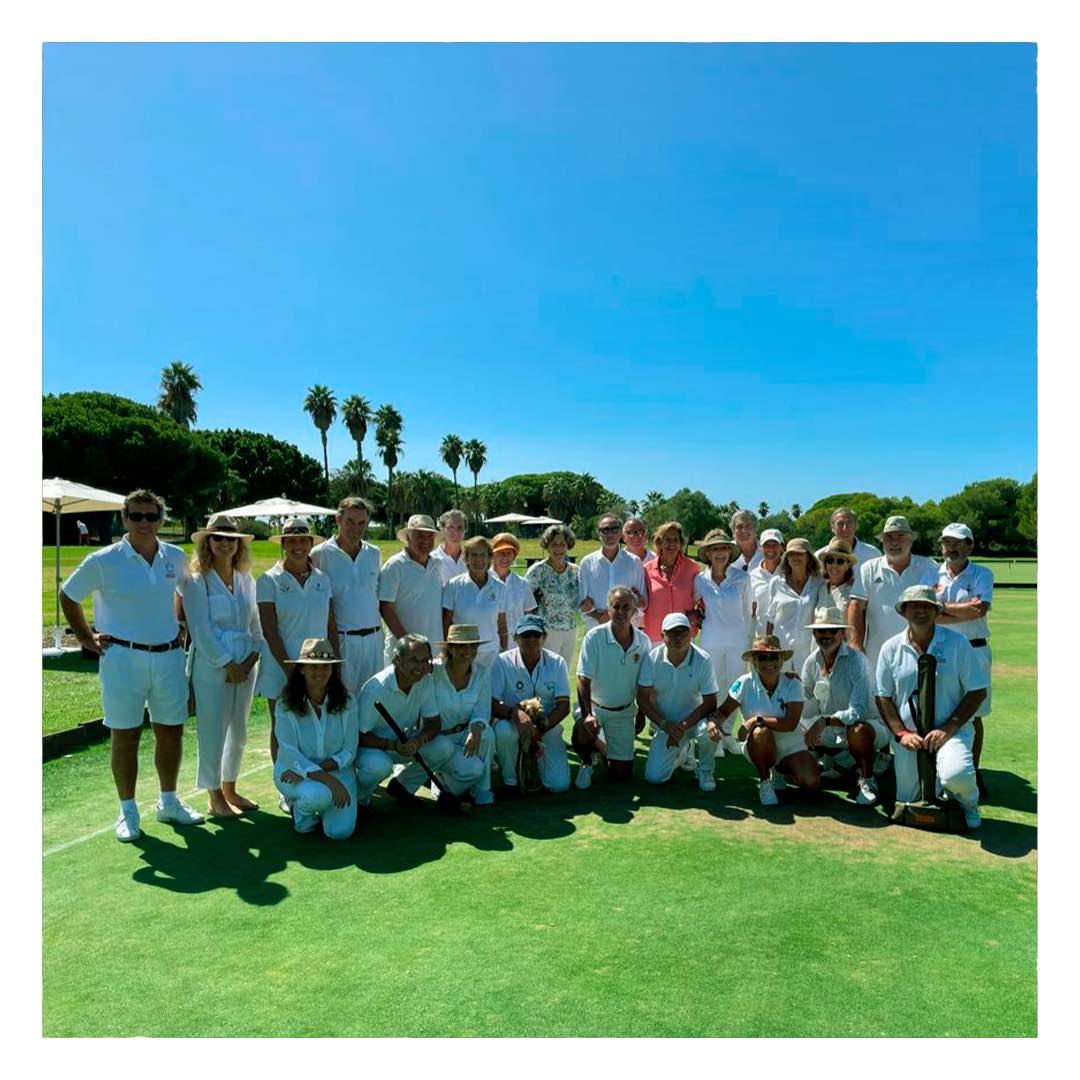 I Torneo de Croquet Williams & Humbert 38