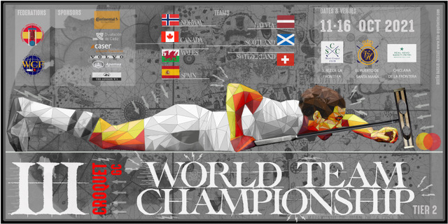 III Golf Croquet World Team Championship Tier 2