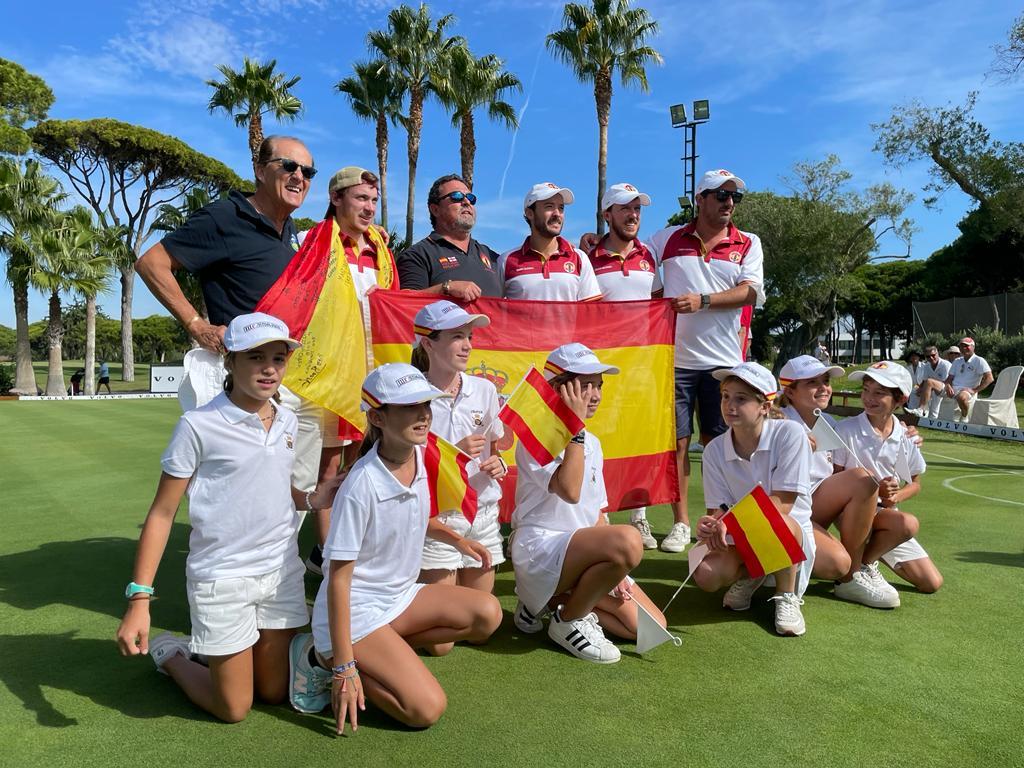 Final · III Campeonato del Mundo de GC por Países (Tier 2) 02