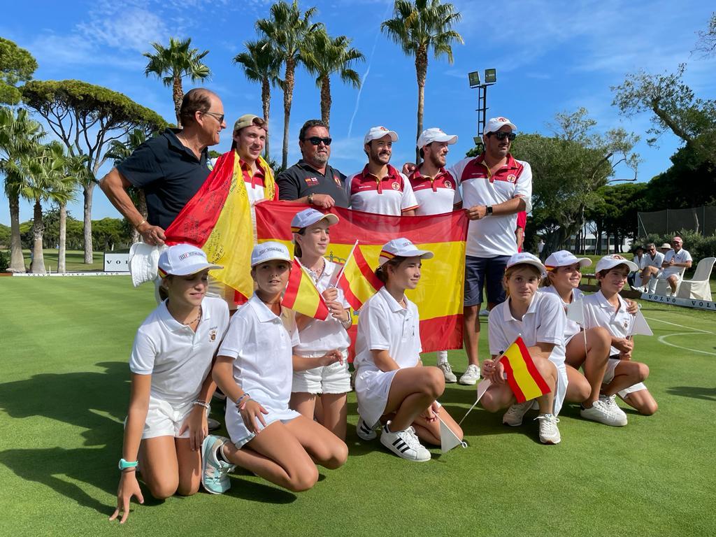 Final · III Campeonato del Mundo de GC por Países (Tier 2) 04