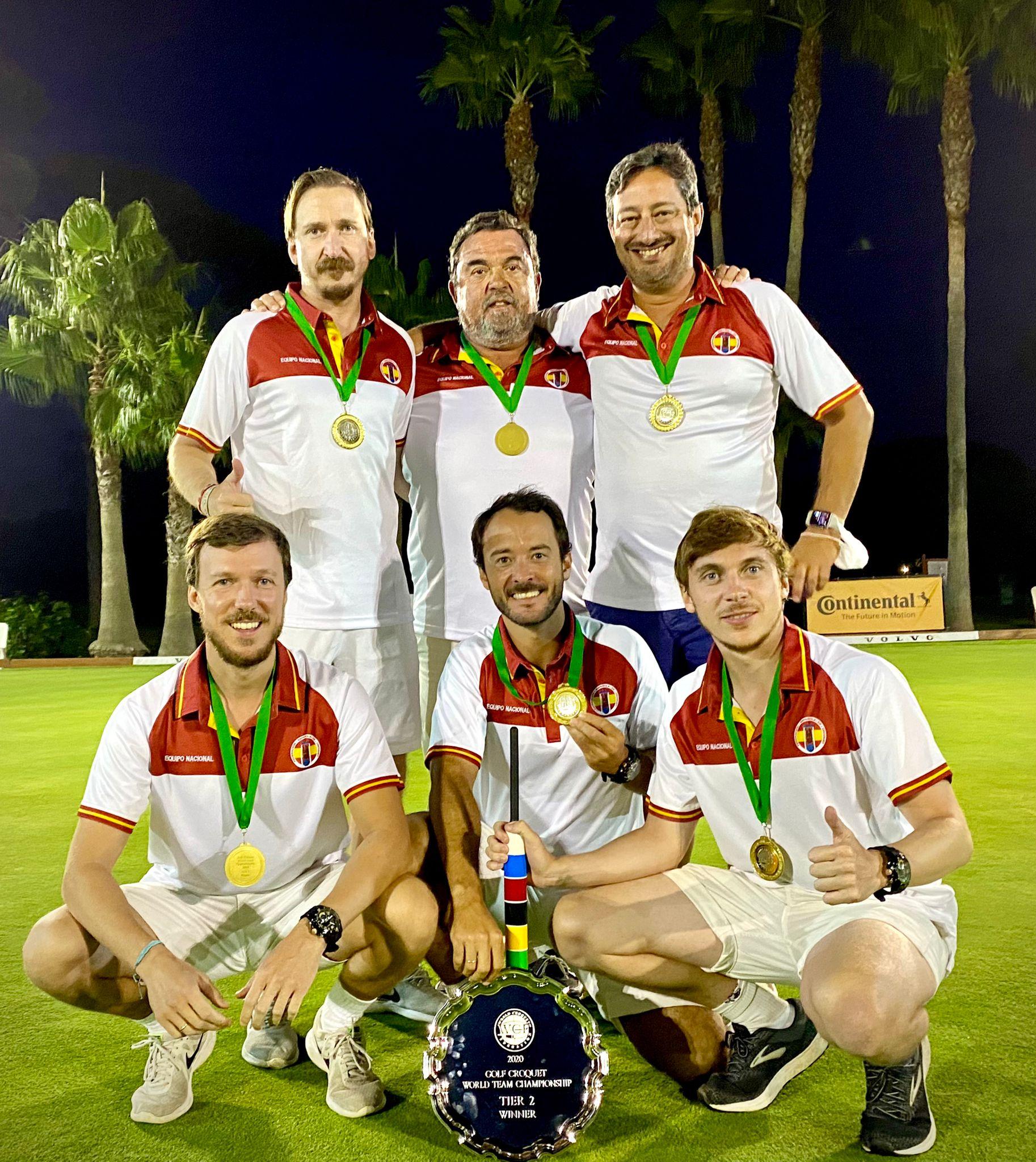 Final · III Campeonato del Mundo de GC por Países (Tier 2) 07