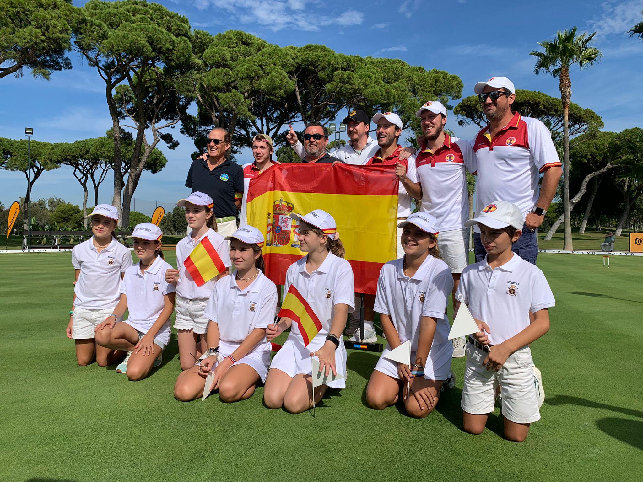 Final · III Campeonato del Mundo de GC por Países (Tier 2) 09
