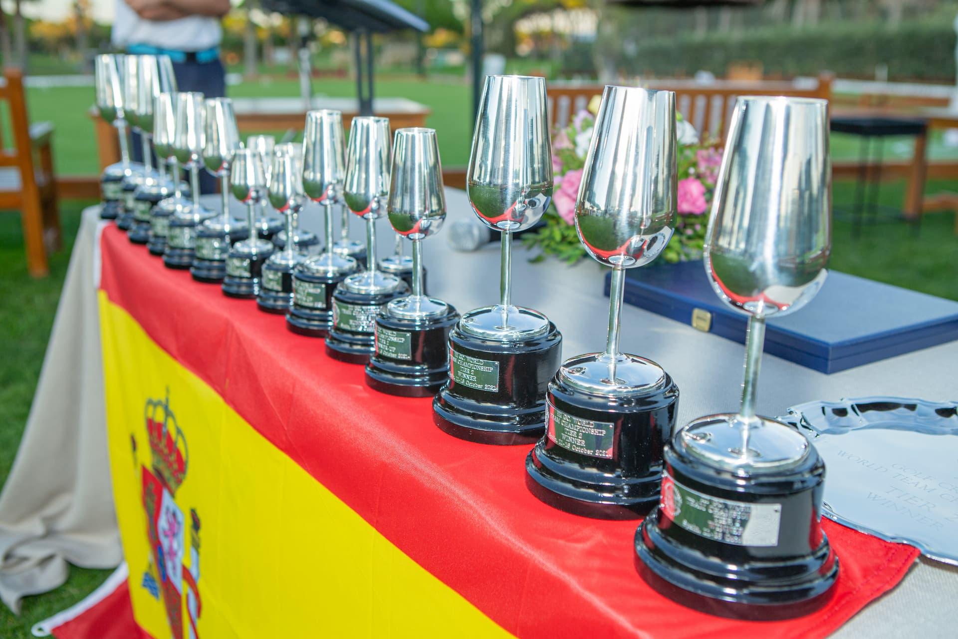 III Campeonato del Mundo de Croquet por Países - Real Novo Sancti Petri 03