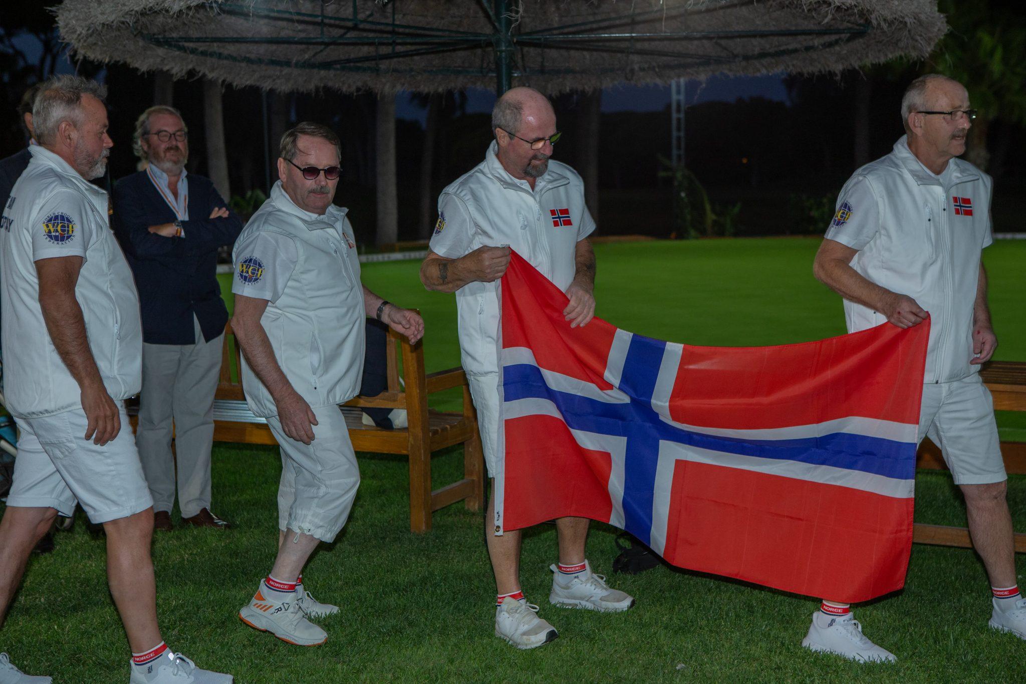 III Campeonato del Mundo de Croquet por Países - Real Novo Sancti Petri 106