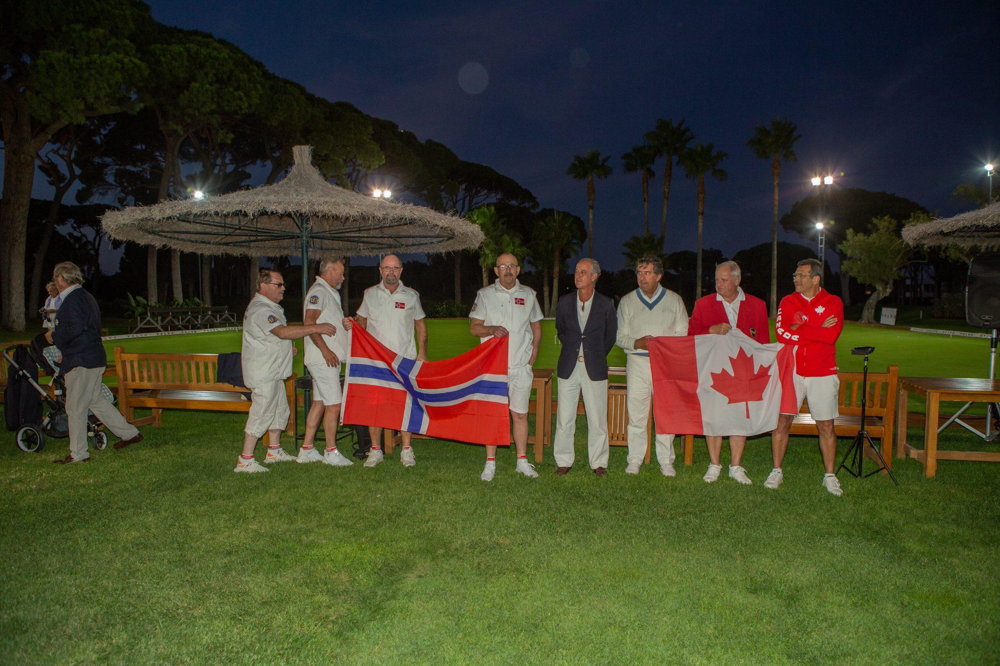 III Campeonato del Mundo de Croquet por Países - Real Novo Sancti Petri 107