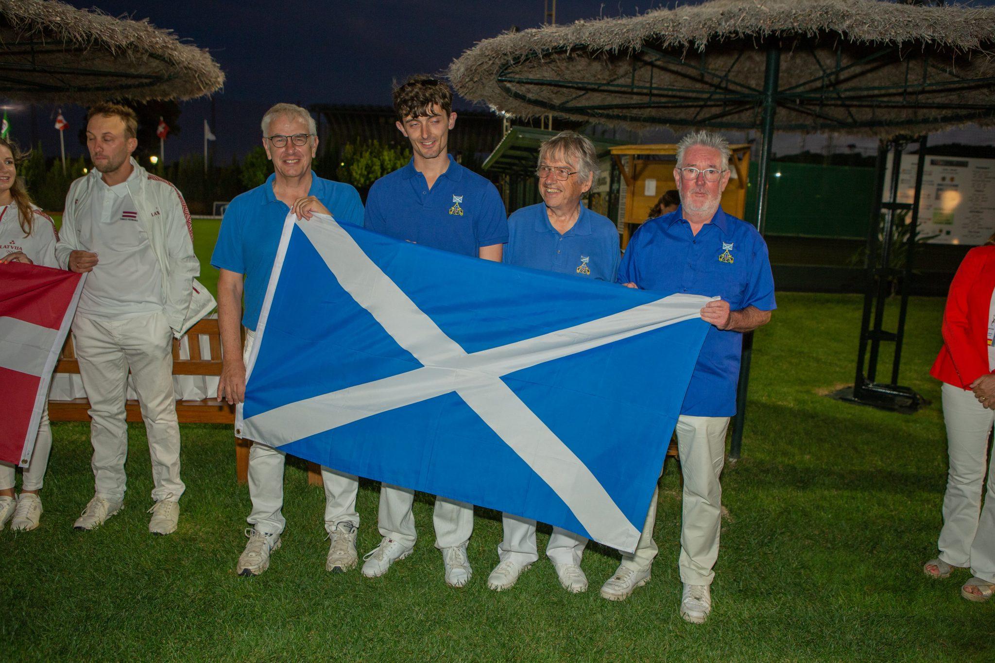 III Campeonato del Mundo de Croquet por Países - Real Novo Sancti Petri 115