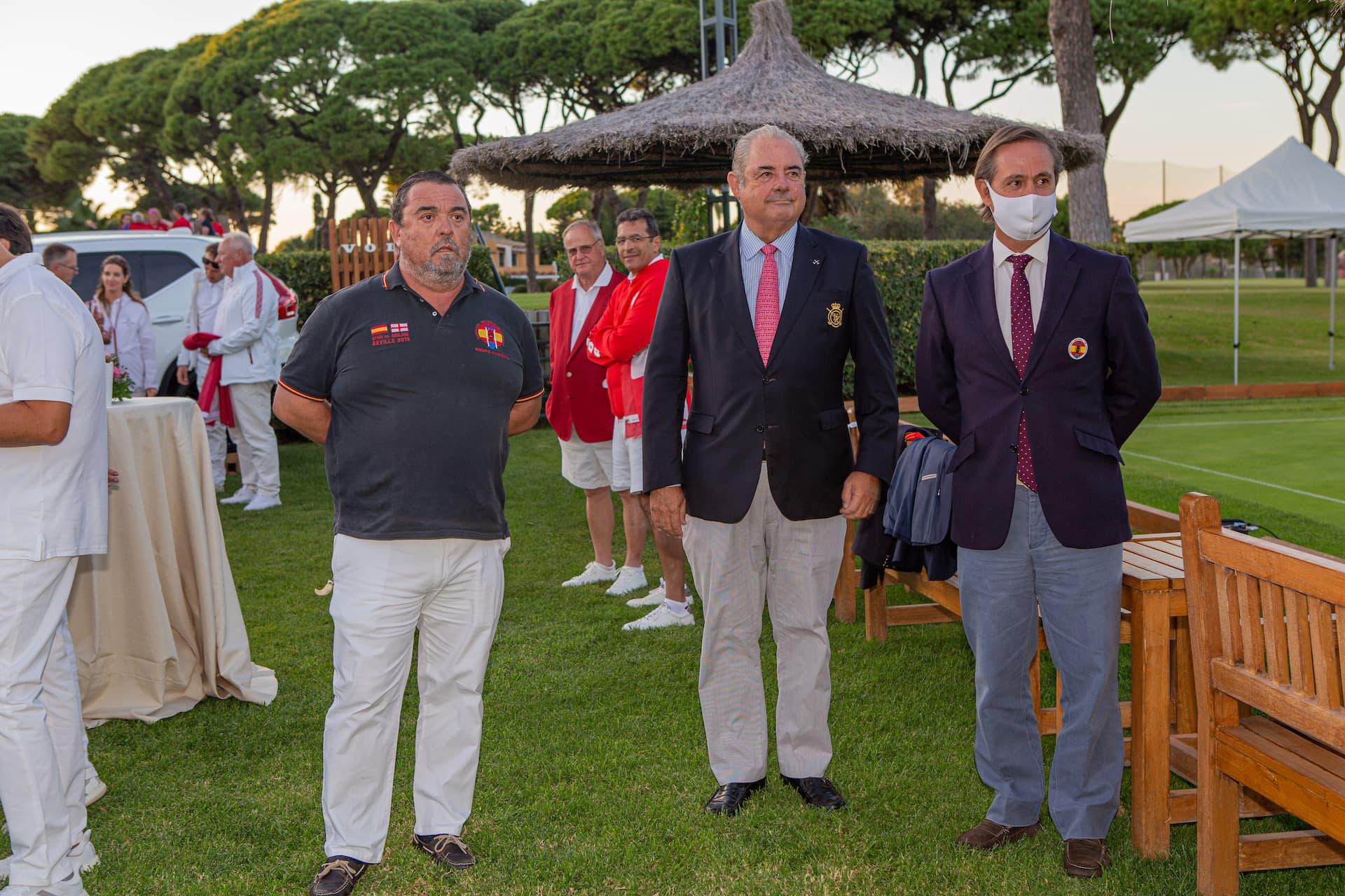 III Campeonato del Mundo de Croquet por Países - Real Novo Sancti Petri 12