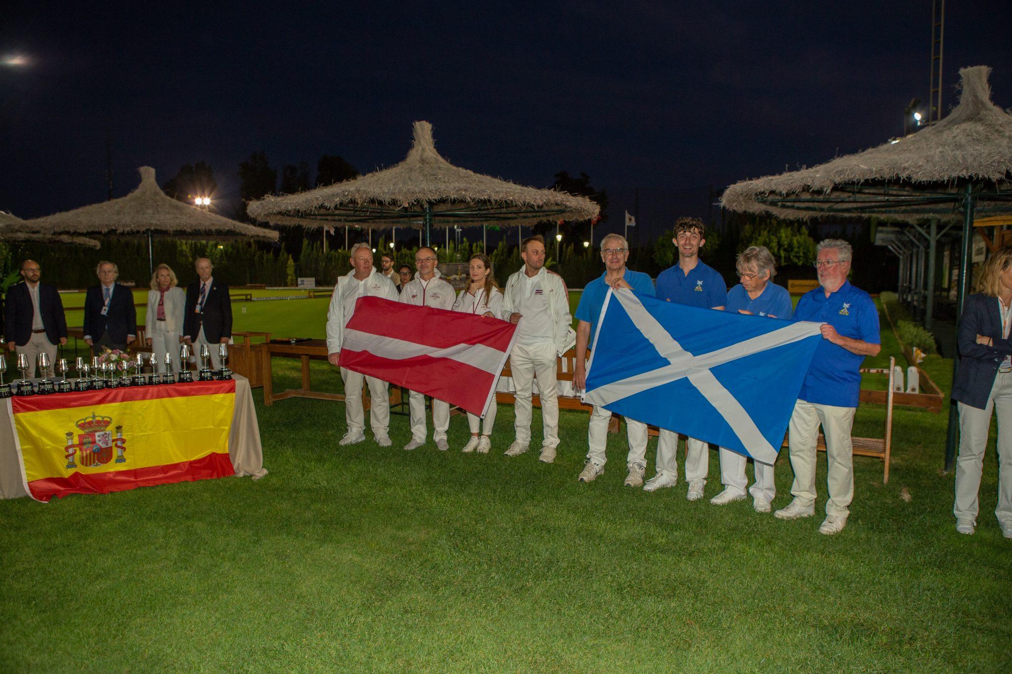 III Campeonato del Mundo de Croquet por Países - Real Novo Sancti Petri 122