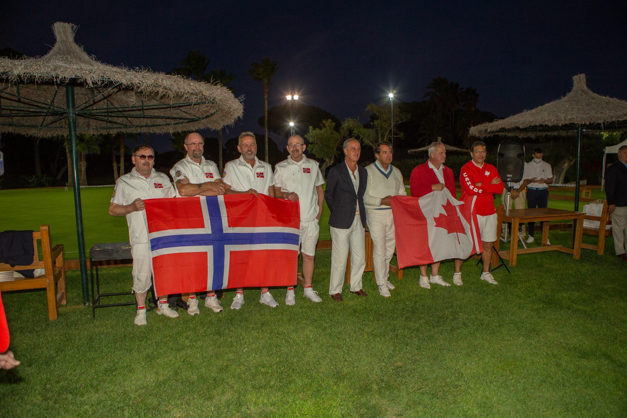 III Campeonato del Mundo de Croquet por Países - Real Novo Sancti Petri 123