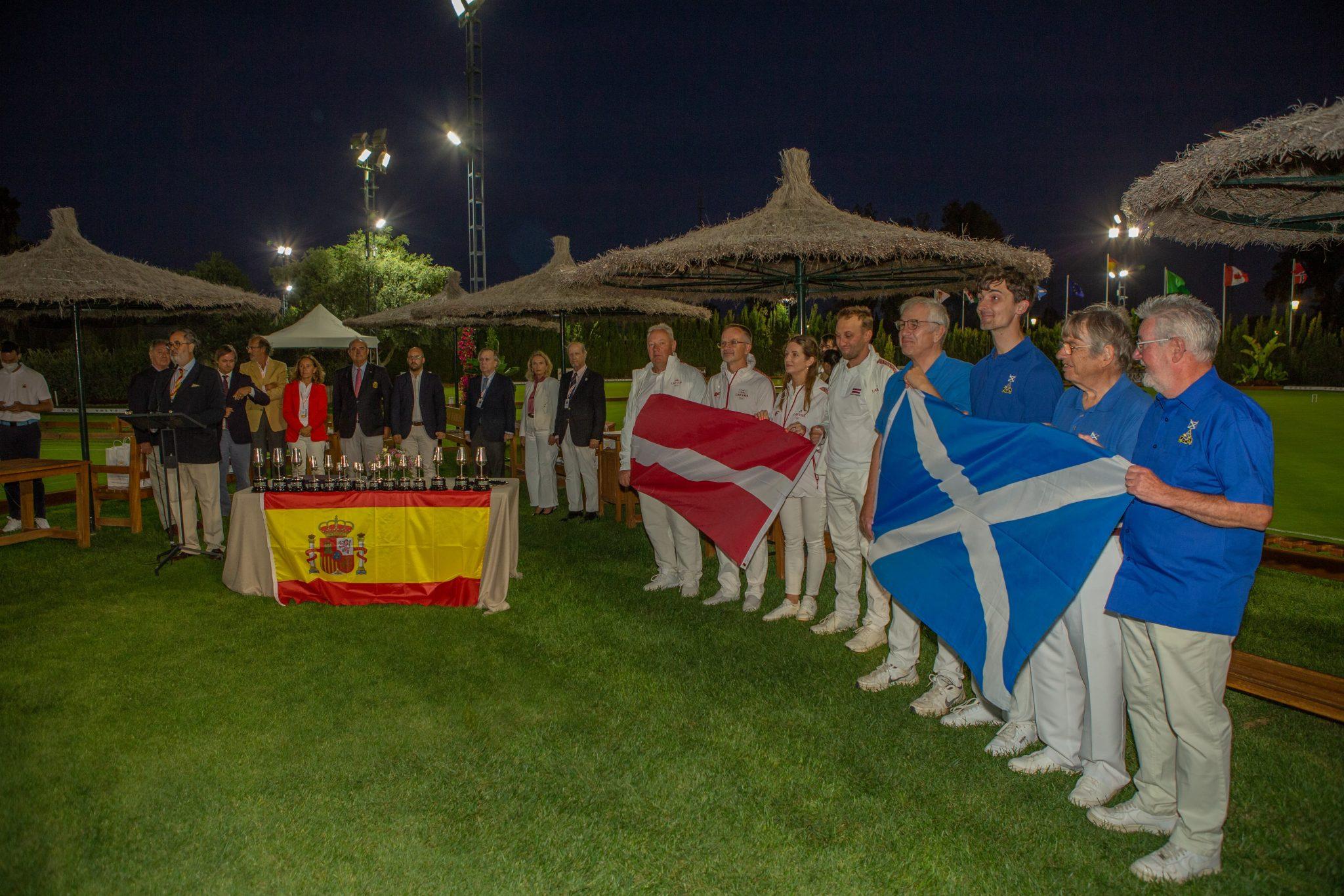 III Campeonato del Mundo de Croquet por Países - Real Novo Sancti Petri 124