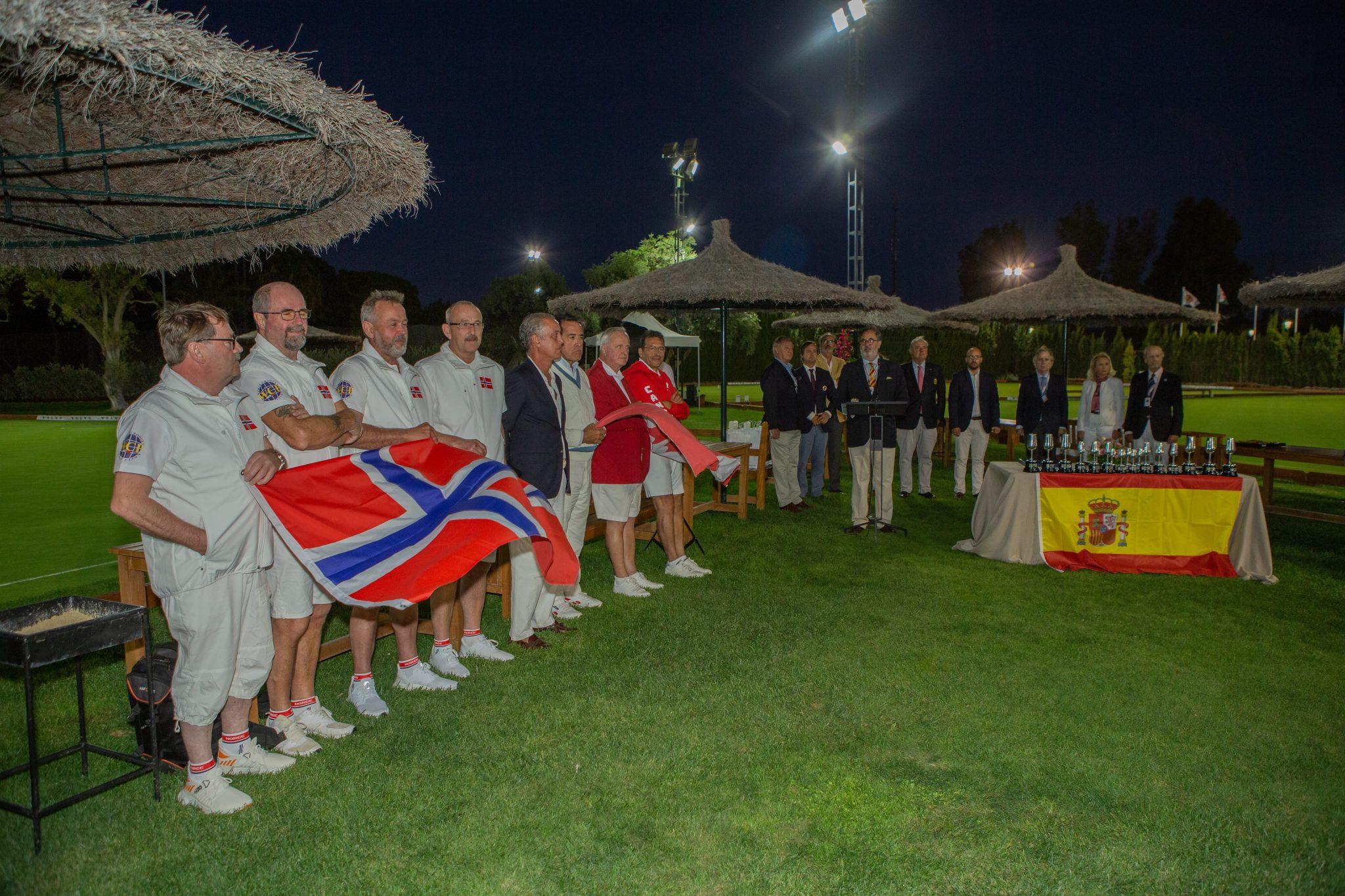 III Campeonato del Mundo de Croquet por Países - Real Novo Sancti Petri 125