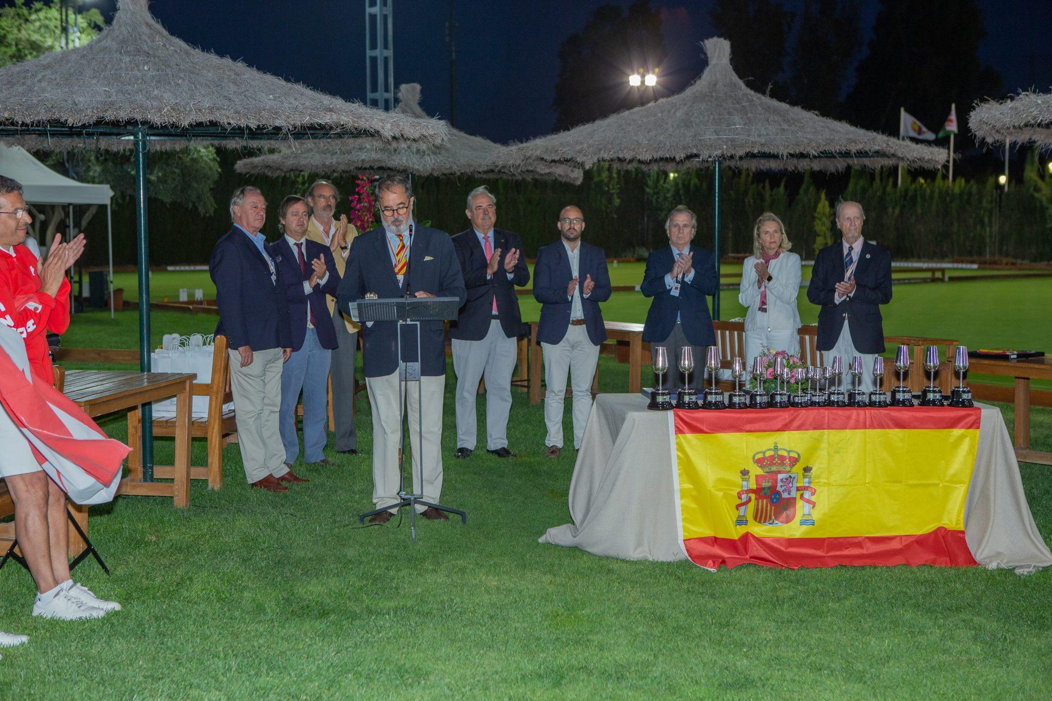 III Campeonato del Mundo de Croquet por Países - Real Novo Sancti Petri 126