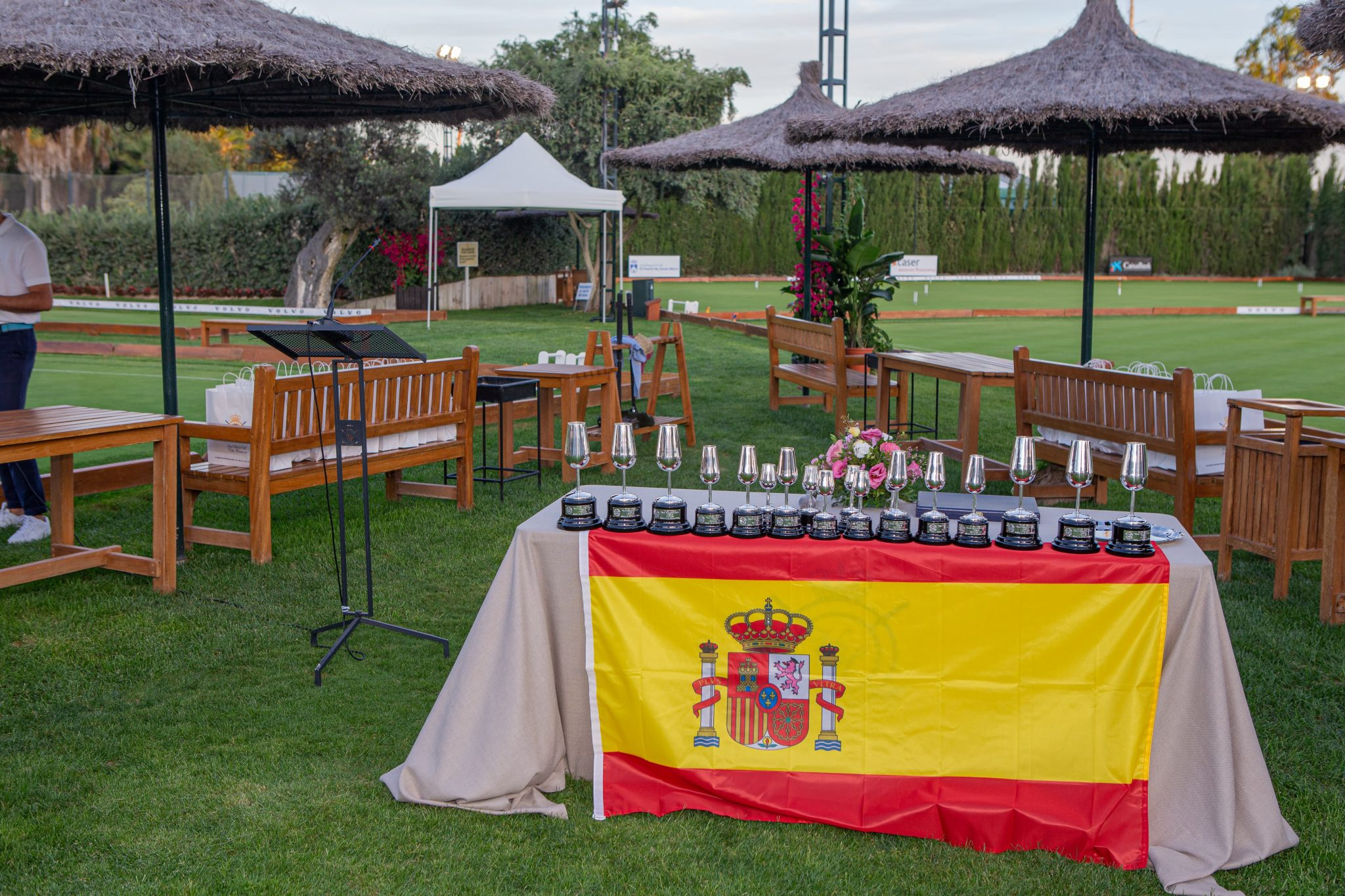 III Campeonato del Mundo de Croquet por Países - Real Novo Sancti Petri 13