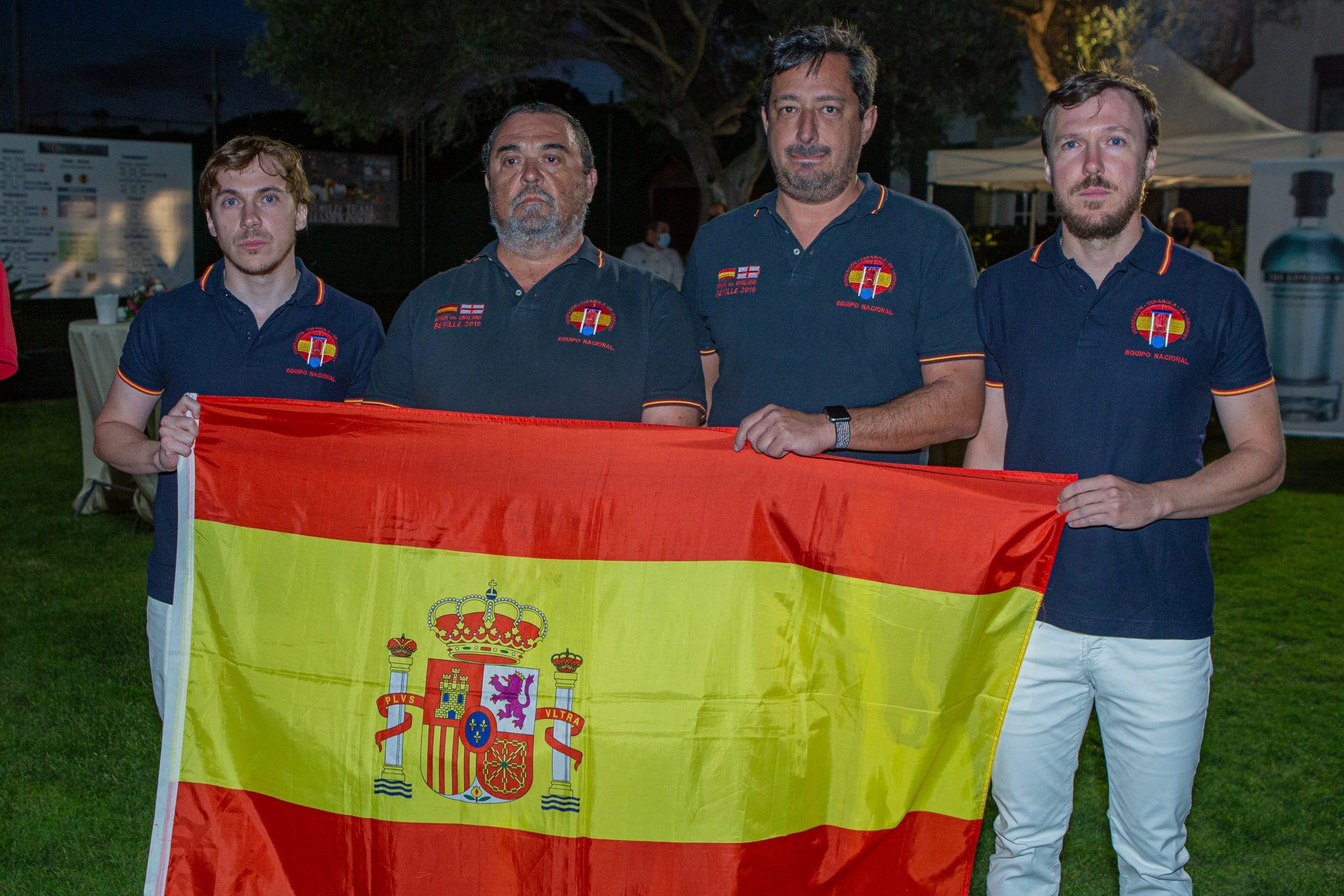 III Campeonato del Mundo de Croquet por Países - Real Novo Sancti Petri 146