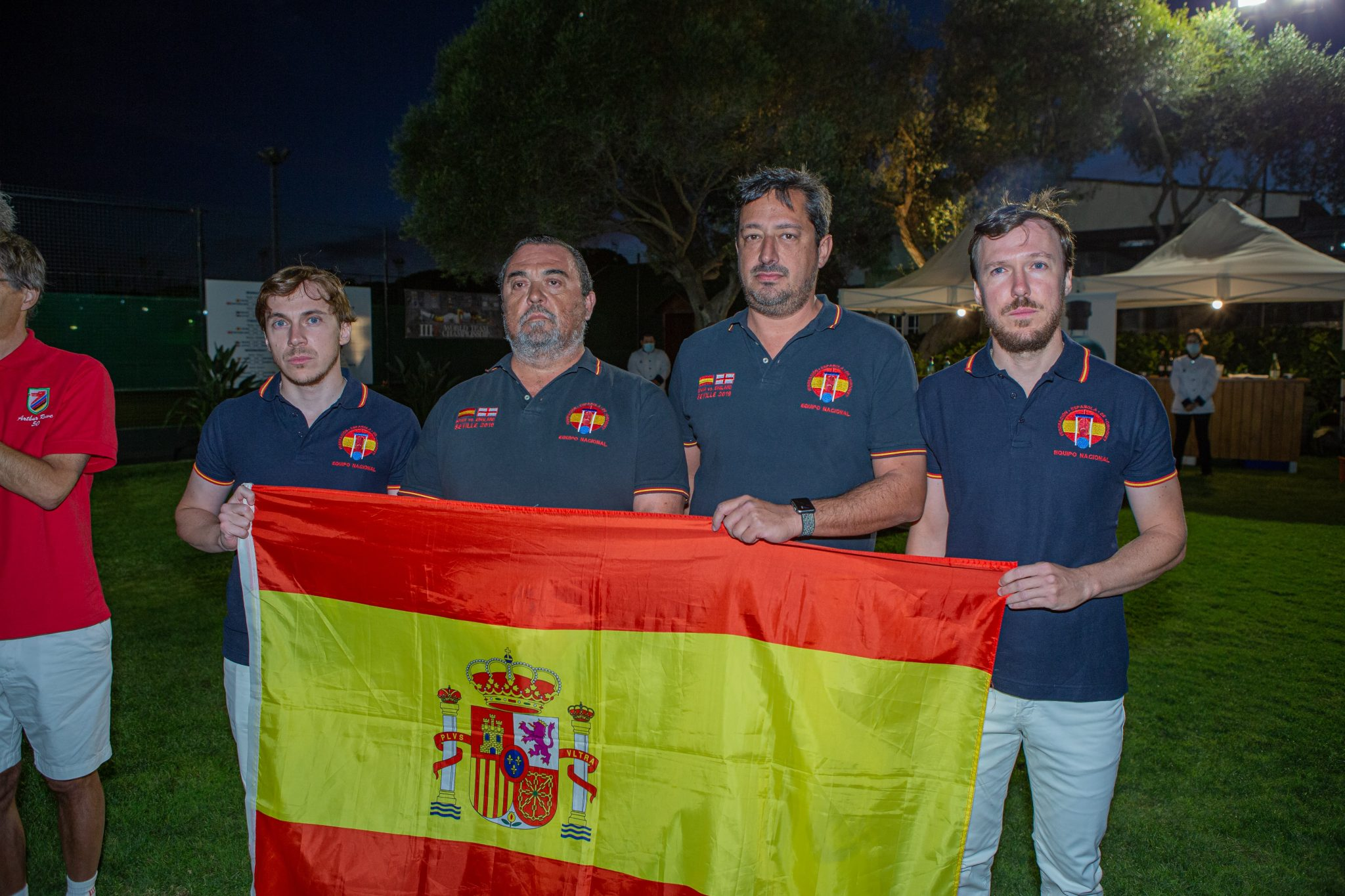 III Campeonato del Mundo de Croquet por Países - Real Novo Sancti Petri 152