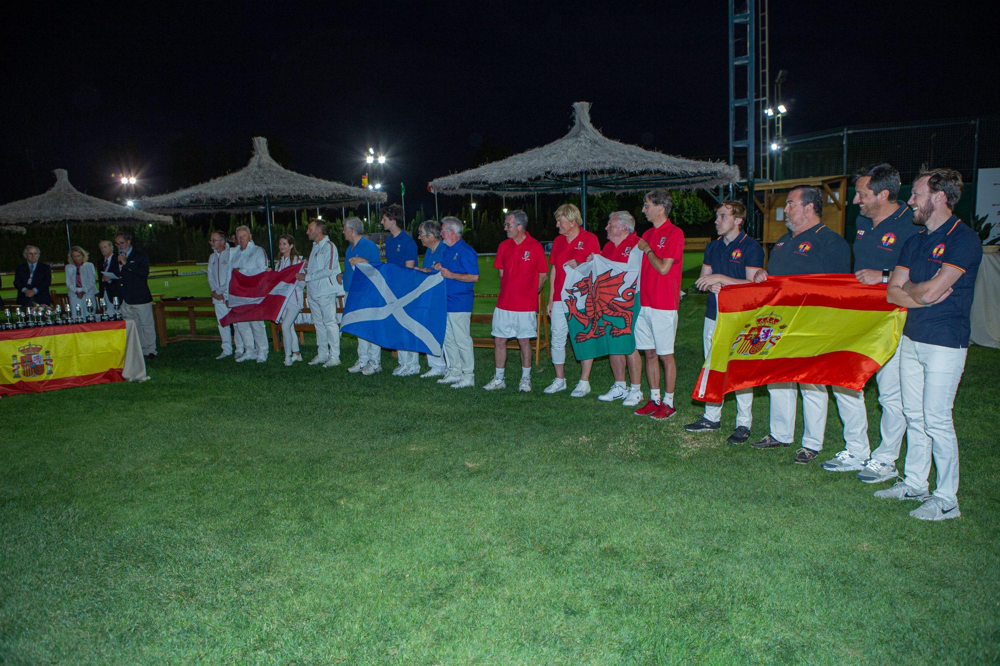 III Campeonato del Mundo de Croquet por Países - Real Novo Sancti Petri 164