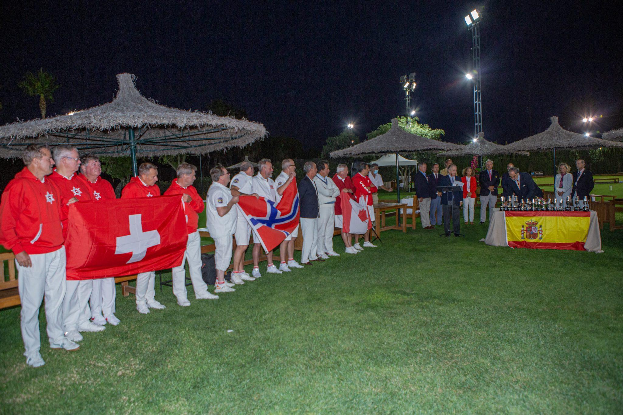 III Campeonato del Mundo de Croquet por Países - Real Novo Sancti Petri 166