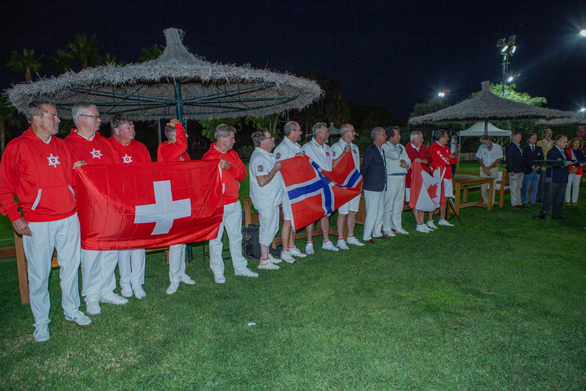 III Campeonato del Mundo de Croquet por Países - Real Novo Sancti Petri 168
