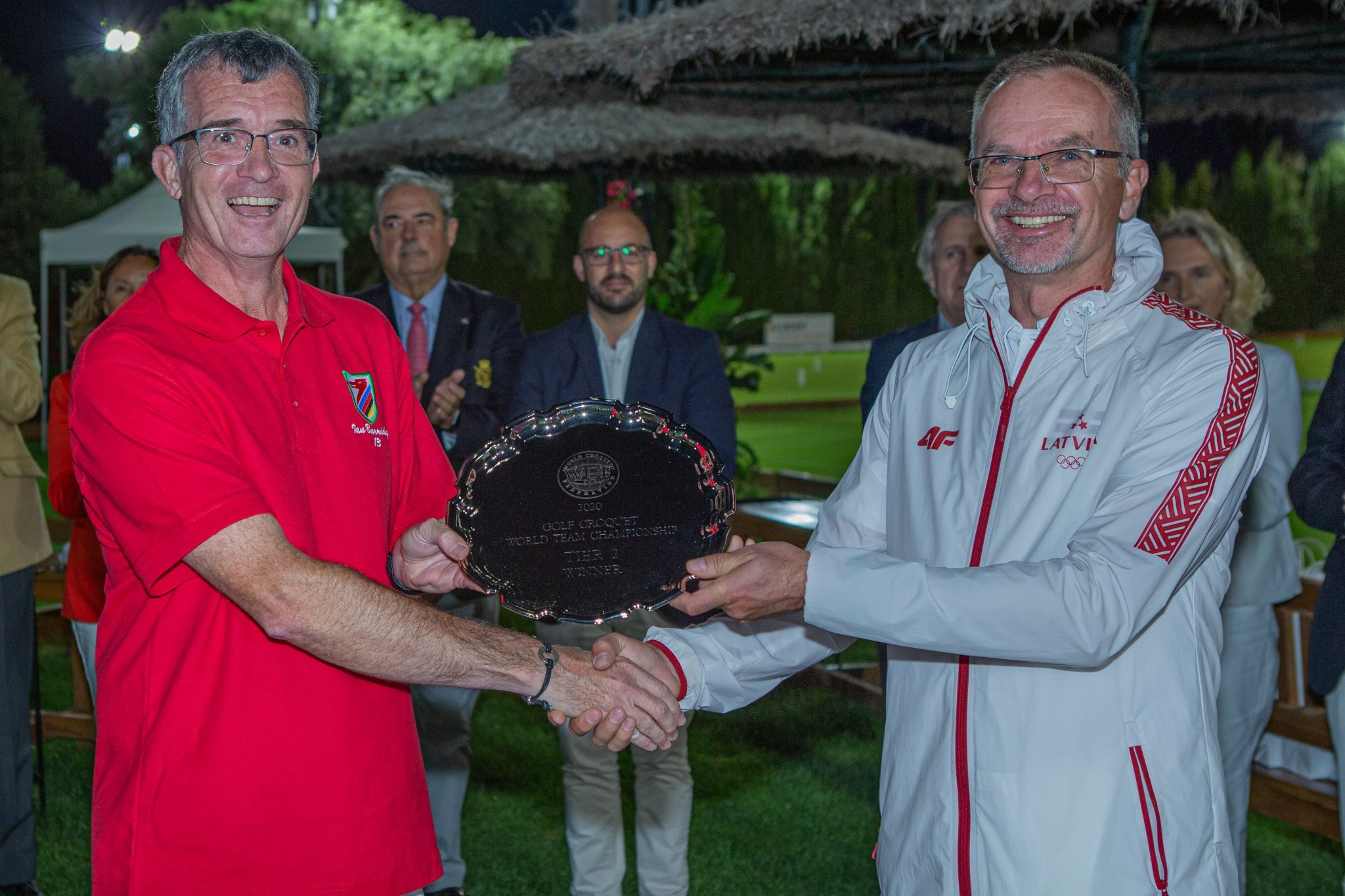 III Campeonato del Mundo de Croquet por Países - Real Novo Sancti Petri 174
