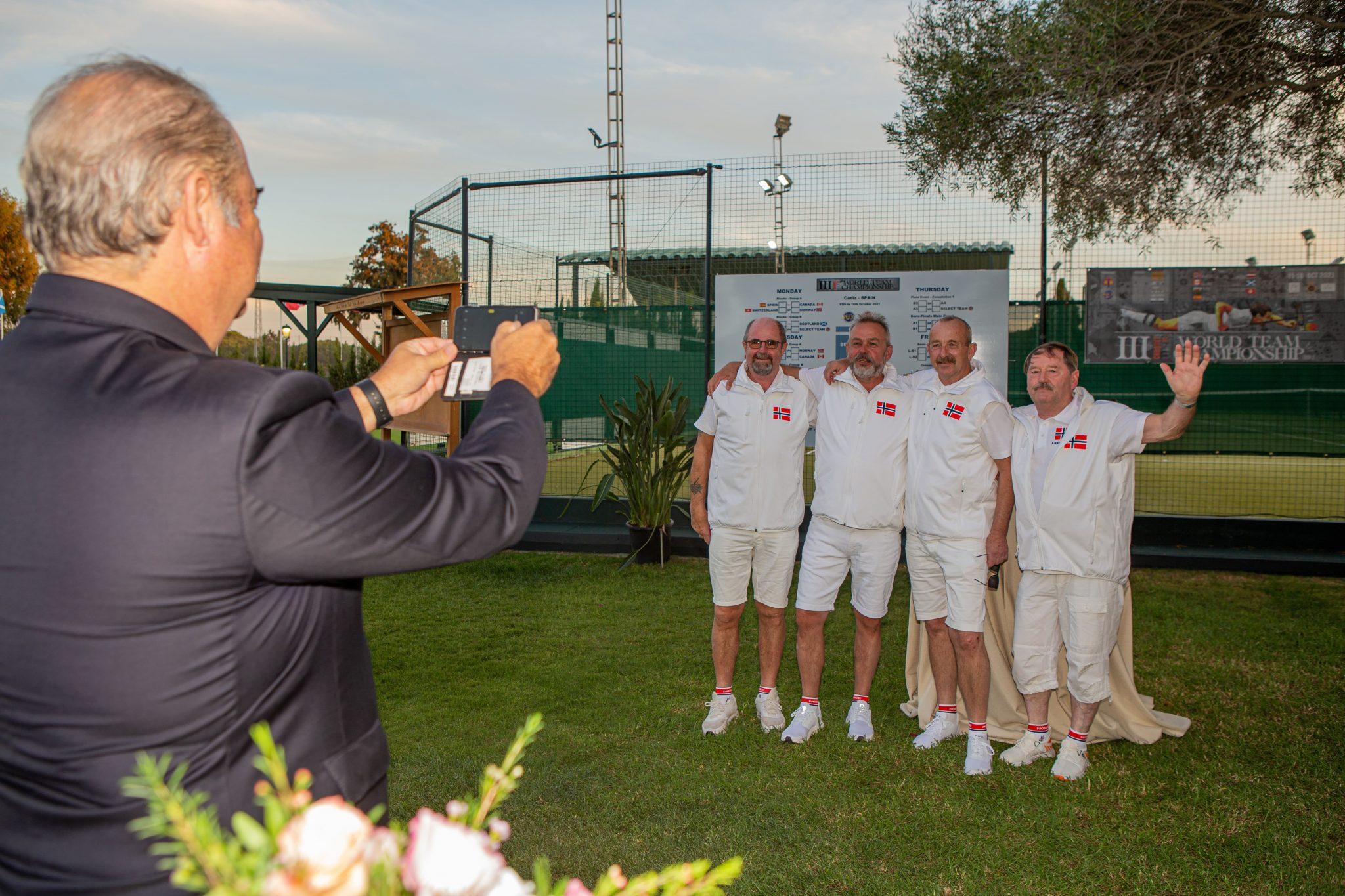 III Campeonato del Mundo de Croquet por Países - Real Novo Sancti Petri 18