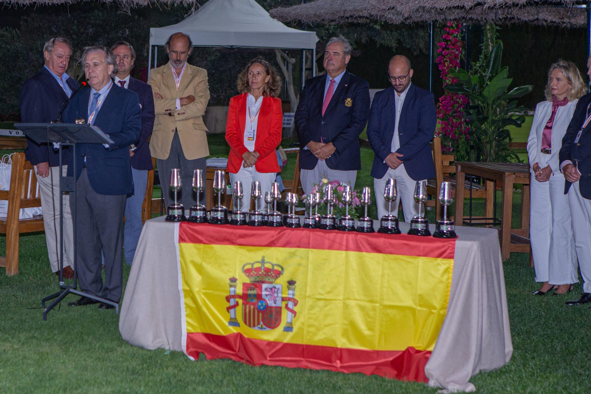 III Campeonato del Mundo de Croquet por Países - Real Novo Sancti Petri 180