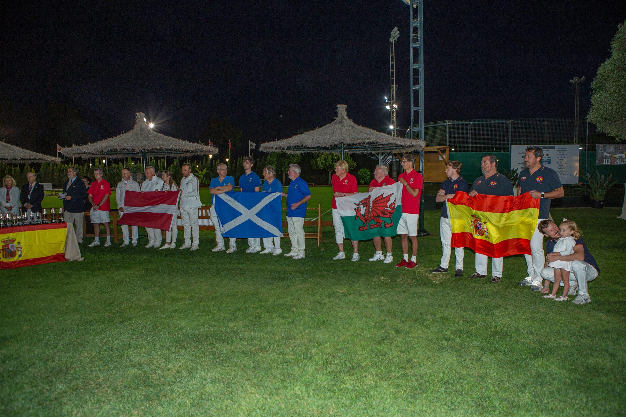 III Campeonato del Mundo de Croquet por Países - Real Novo Sancti Petri 181