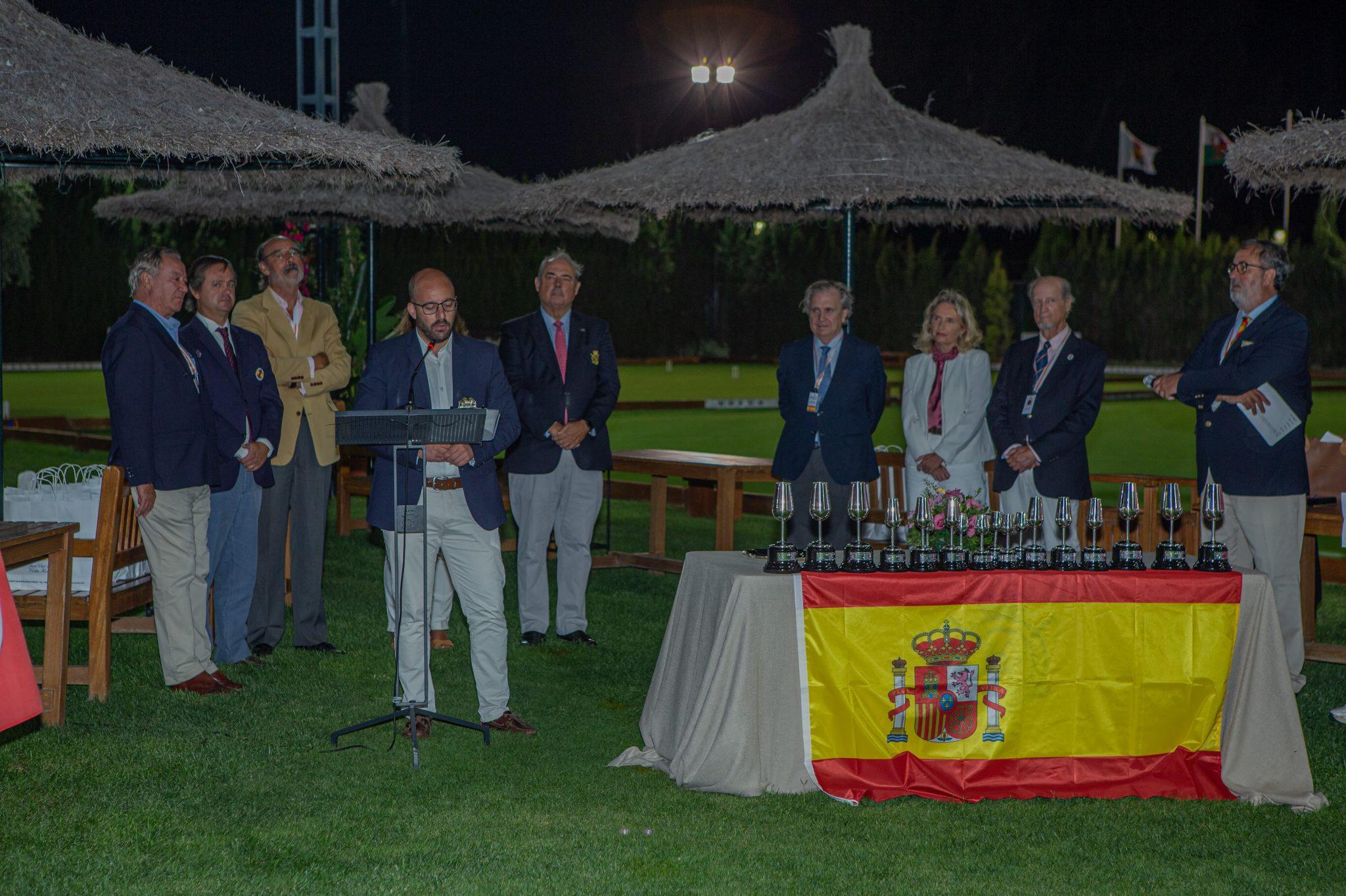 III Campeonato del Mundo de Croquet por Países - Real Novo Sancti Petri 190