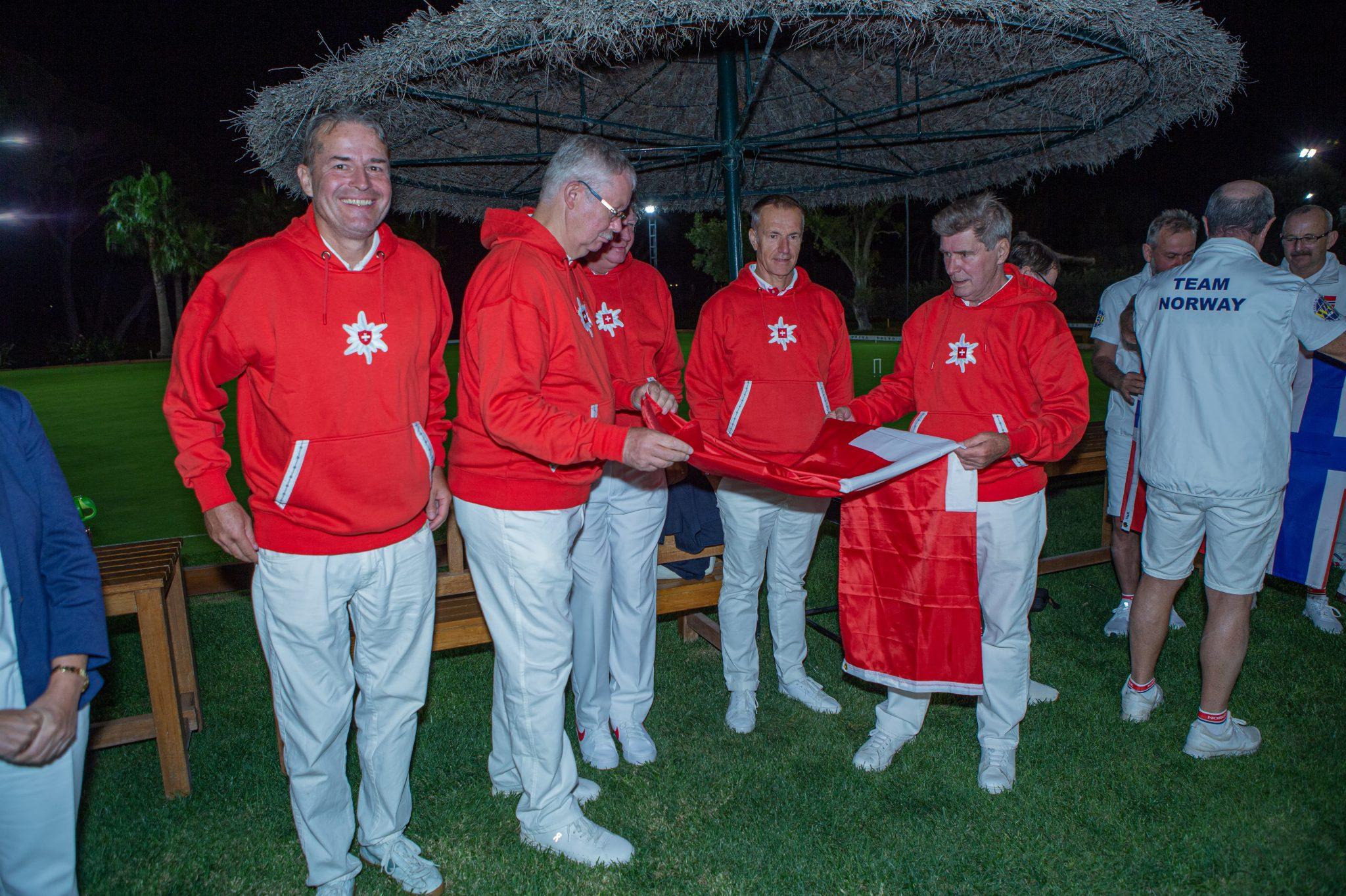 III Campeonato del Mundo de Croquet por Países - Real Novo Sancti Petri 196
