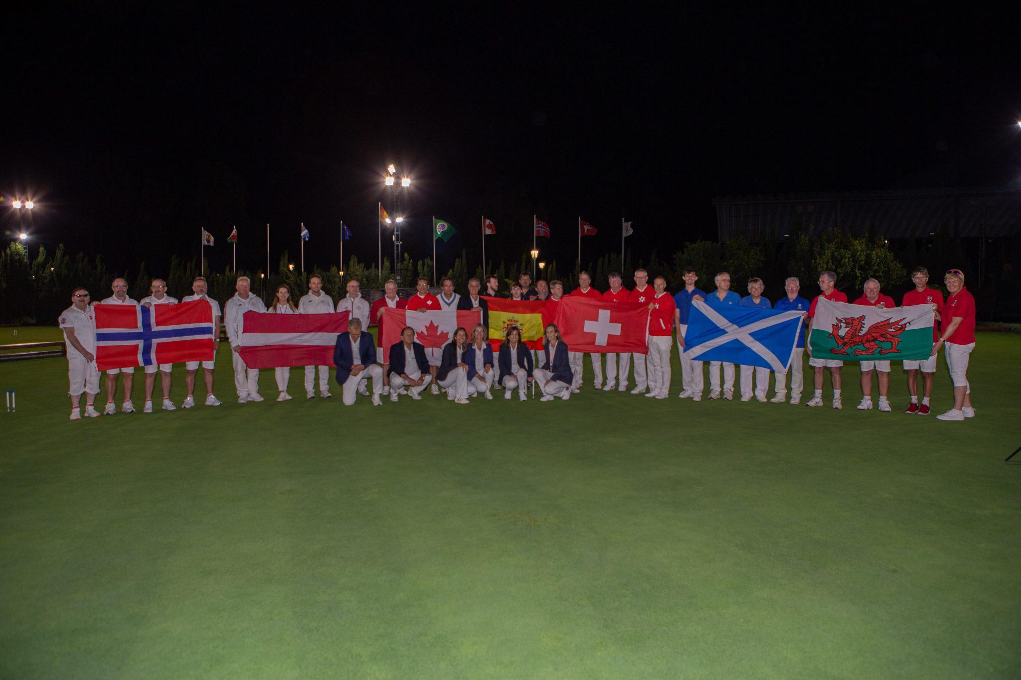 III Campeonato del Mundo de Croquet por Países - Real Novo Sancti Petri 199