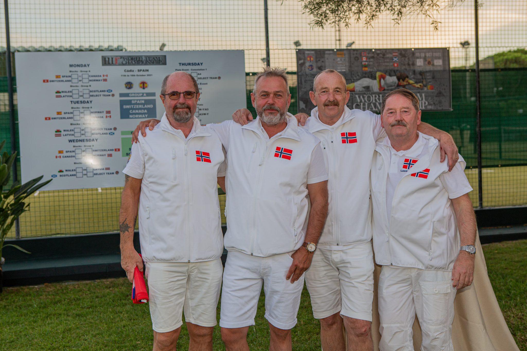 III Campeonato del Mundo de Croquet por Países - Real Novo Sancti Petri 20