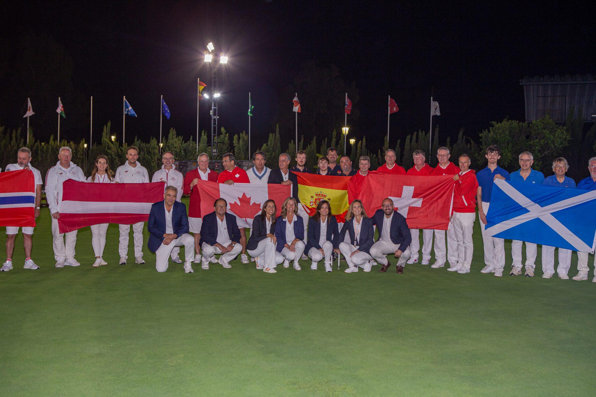 III Campeonato del Mundo de Croquet por Países - Real Novo Sancti Petri 201