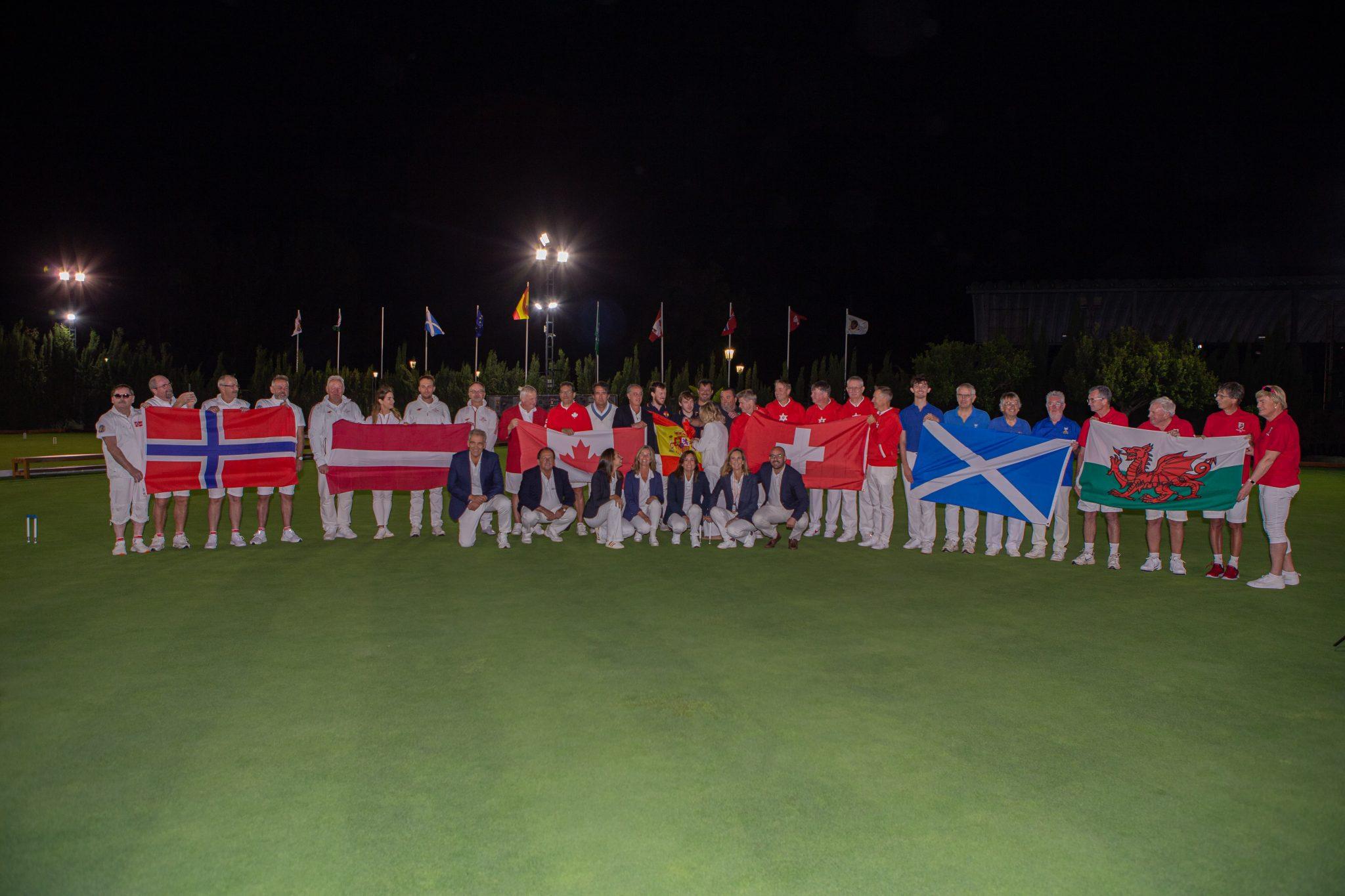 III Campeonato del Mundo de Croquet por Países - Real Novo Sancti Petri 202